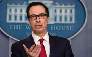 الصورة: وزير أميركي يستبعد إقرار حزمة مالية لمواجهة تداعيات كورونا