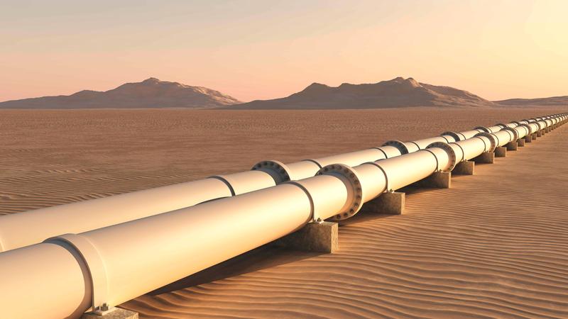 شركة أدنوك لأنابيب الغاز تمتلك حقوق تأجير 38 خط أنابيب غاز.       ■ من المصدر