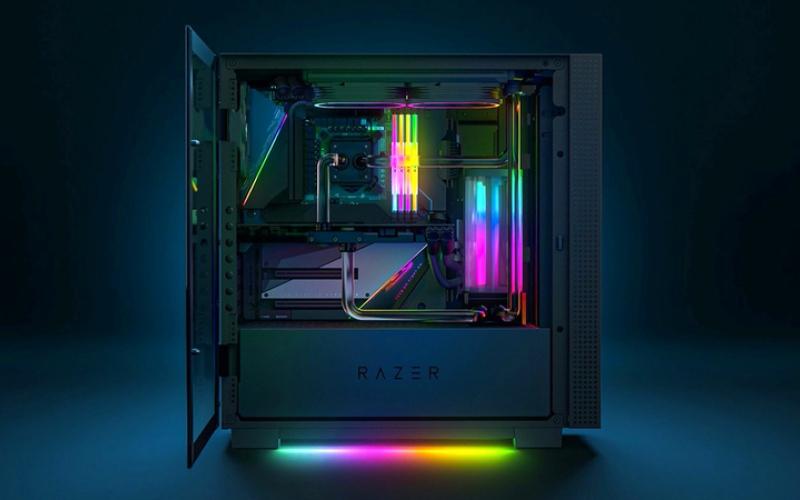 الصورة: «ريزر» تطلق صندوق حاسوب مدمجاً لعشاق الألعاب