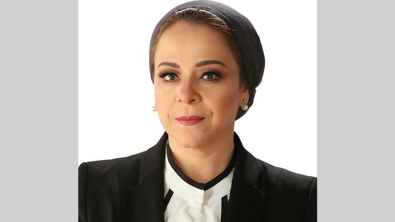نهاد أبوالقمصان:  تصريحات المرشحة تحرّض على العنف وتحمل إهانات ضد المرأة.