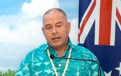 الصورة: رئيس وزراء جزر كوك يخصص لنفسه 17 حقيبة وزارية