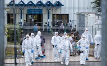الصورة: إصابة كامل المجموعة القيادية للاستخبارات الداخلية الألمانية بـ«كورونا»