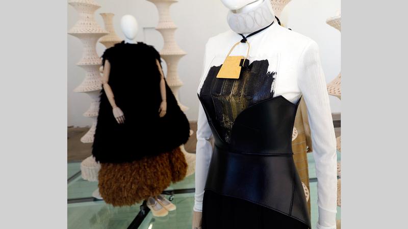 المهرجان يعتبر أقدم مسابقة في العالم لمصممي الأزياء الشباب.أرشيفية
