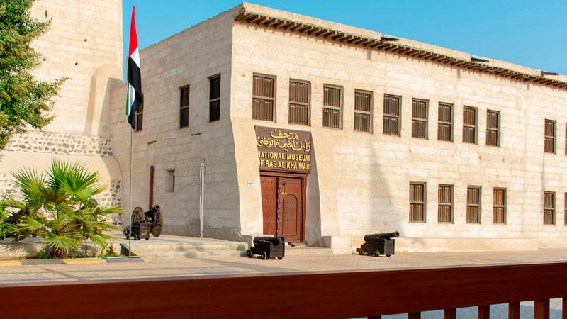 المبنى التاريخي للمتحف يعود إلى عام 1621. من المصدر