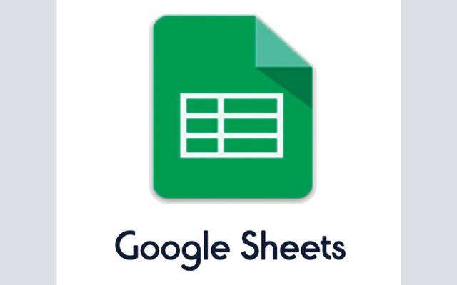الصورة: إنشاء تقويم باستخدام النماذج على «جداول غوغل»