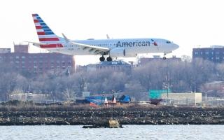 """الصورة: """"أميركان إيرلانيز"""" تعتزم إعادة """"737 ماكس"""" للتحليق بنهاية العام"""