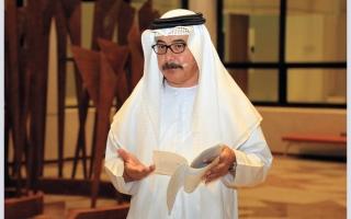 الصورة: «حقيبة سفر» تحفّز على القراءة في «نسائية دبي»