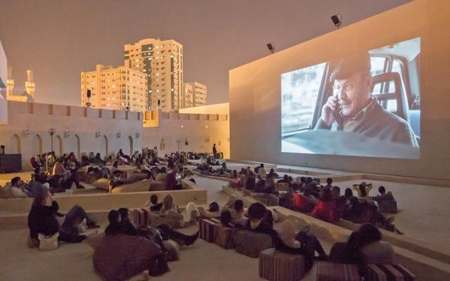 الصورة: «المحترَف السينمائي» يرى النور من بوابة «الشارقة للفنون»
