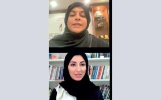 الصورة: «تجارب إماراتية» تحتفي بيوم الوثيقة العربية في «الماجد»