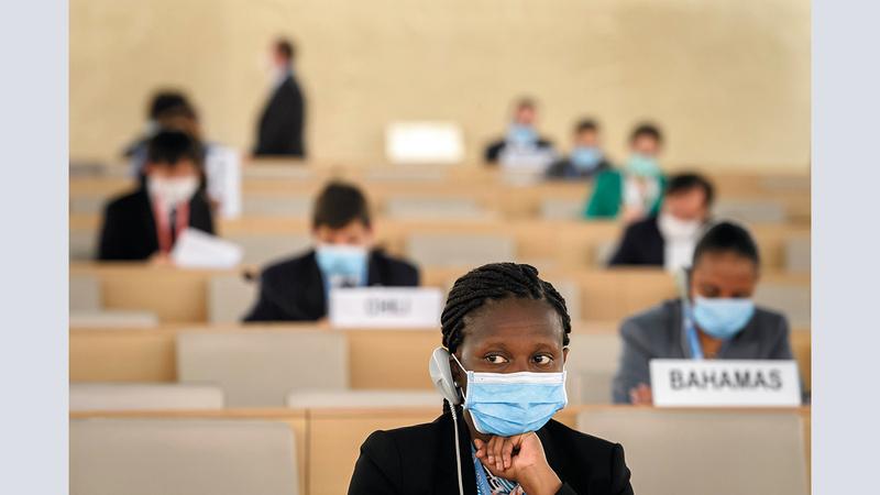 الدول الإفريقية ممثلة تمثيلاً ناقصاً في مؤسسات  الأمم المتحدة. أرشيفية