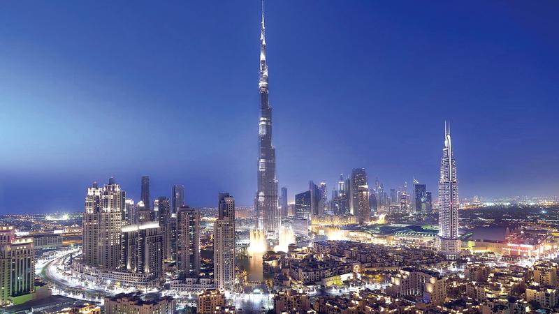 استثمار «الشركة» شهادة على جاهزية ومرونة النموذج الاقتصادي لمدينة دبي.أرشيفية