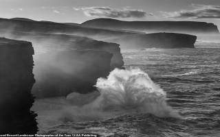 الصورة: اللقطات الفائزة في مسابقة مصور المناظر الطبيعية للعام 2020