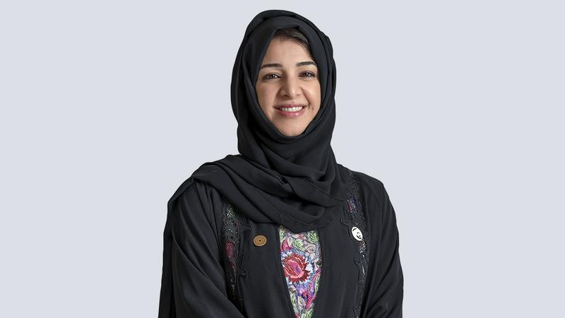 ريم الهاشمي: «العام المقبل تجتمع أكثر من 190 دولة في دبي للمرة الأولى، في حقبة نأمل أن تُكوّن عالم ما بعد جائحة (كوفيد-19)».