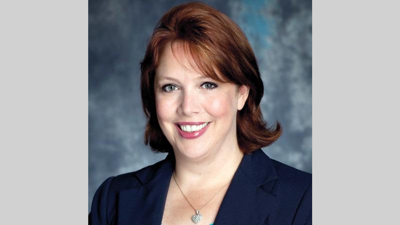 كارا نازاري: «دبي ستنظم دورة رائعة لـ(إكسبو) تمكّن الشركات الأميركية من اكتشاف فرص واعدة».
