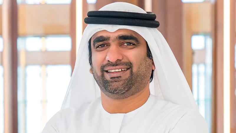 طحنون سيف:  «ارتفاع نشاط الطيران الخاص يدل على مكانة دبي، باعتبارها وجهة للأعمال والعطلات».