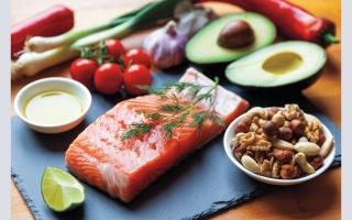 الصورة: أطعمة مفيدة لصحة القلب