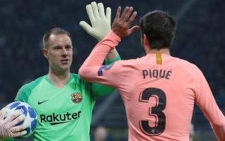 الصورة: برشلونة يجدد عقود 4 لاعبين بعد تعديل رواتبهم