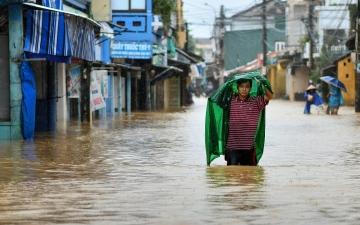 الصورة: فيتنام تواجه أسوأ فيضانات منذ عقود.. 111 قتيلاً وترقب عاصفة