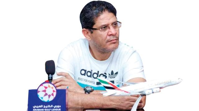 صورة الرمادي: عجمان سيعود قوياً كما كان في المواسم الماضية – رياضة – محلية