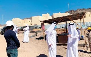 الصورة: «إسلامية دبي» تراجع إجراءات السلامة في مساجد حتا