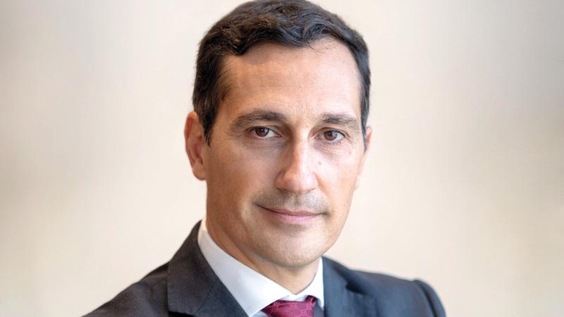 ماسيمو فالسيوني:  «يمكن للشركات، من خلال حلول حماية الائتمان الجديدة، الحصول على تمويلات بنكية بأسعار فائدة تفضيلية».