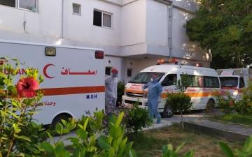 الصورة: 8 وفيات و506 إصابات بـ«كورونا» في فلسطين خلال 24 ساعة