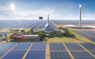 الصورة: دبي تجدد التزامها بزيادة نسبة الطاقة المتجددة