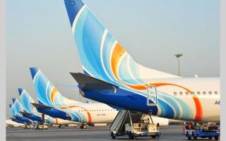 الصورة: «فلاي دبي» أفضل شركة طيران منخفضة الكلفة تخدم الشرق الأوسط