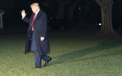 الصورة: ترامب يُدلي بـ 66 ادعاءً كاذباً  أو مضللاً خلال 3 أيام هذا الأسبوع