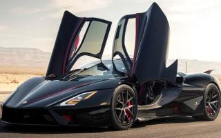 الصورة: «تواتارا» أسرع سيارة في العالم بـ «532» كيلومتراً بالساعة
