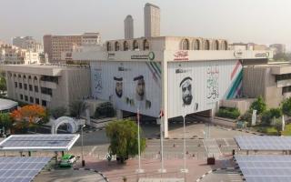 """الصورة: انطلاق الدورة الافتراضية لـ""""ويتيكس"""" و""""دبي للطاقة الشمسية"""" بعد غد"""