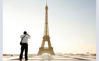 الصورة: تراجع أعداد زوار برج إيفل