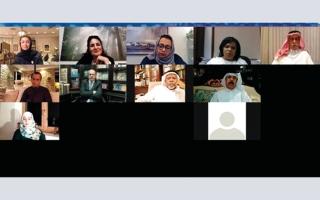 الصورة: «مستقبل الصناعات الثقافية» على طاولة النقاش في ندوة الثقافة