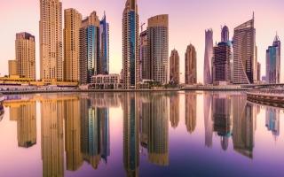 الصورة: 523 مليون درهم تصرفات عقارات دبي اليوم