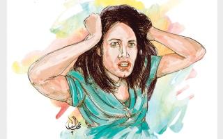 الصورة: 270 ألف درهم عقوبة لشاب سبّ فتاة عبر «واتس أب»