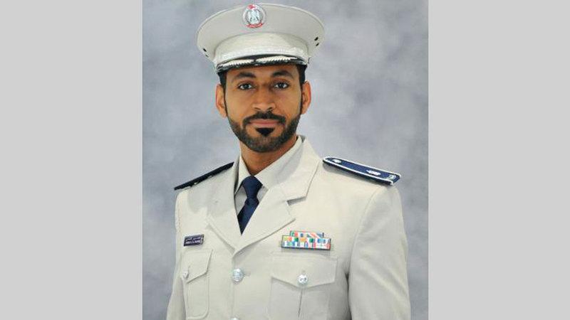 الرائد أحمد الشامسي:  «شرطة أبوظبي  تستخدم التقنيات الحديثة في تطوير منظومة المرور».