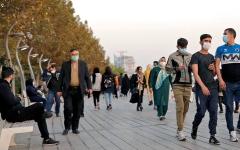الصورة: حالة وفاة بـ «كورونا» كل 4 دقائق في إيران