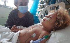 الصورة: طفل بلجيكي يدخل في غيبوبة بسبب «كورونا»