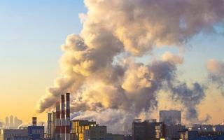 """الصورة: دراسة دولية: تلوث الهواء يزيد خطر الوفاة ب""""كورونا"""" 15 %"""