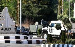 الصورة: اجتماع بين الجيشين اللبناني والإسرائيلي لبحث الوضع على الخط الأزرق