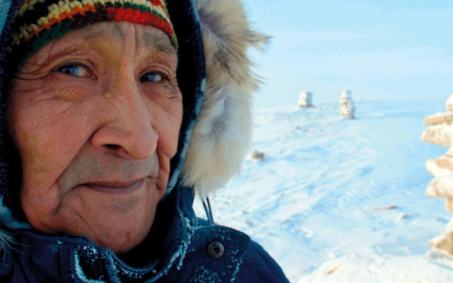 الصورة: «ناشونال جيوغرافيك» تعرض «نهاية الجليد» و«البحار الصافية»
