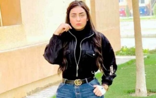 """الصورة: مصر..السجن لفتاة """"تيك توك""""هدير الهادي"""