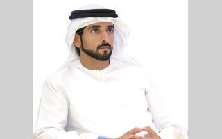 الصورة: حمدان بن محمد يطلق «سوق ناسداك دبي للنمو» لتمكين الشركات الصغيرة والمتوسطة