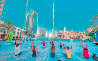 الصورة: تحدي دبي للياقة يعود ببرنامج حافل بالنشاط للجميع