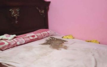 """الصورة: والدة """"الرضيع"""" المتوفى بسبب الجوع في مصر: """"مكنش قصدي"""""""