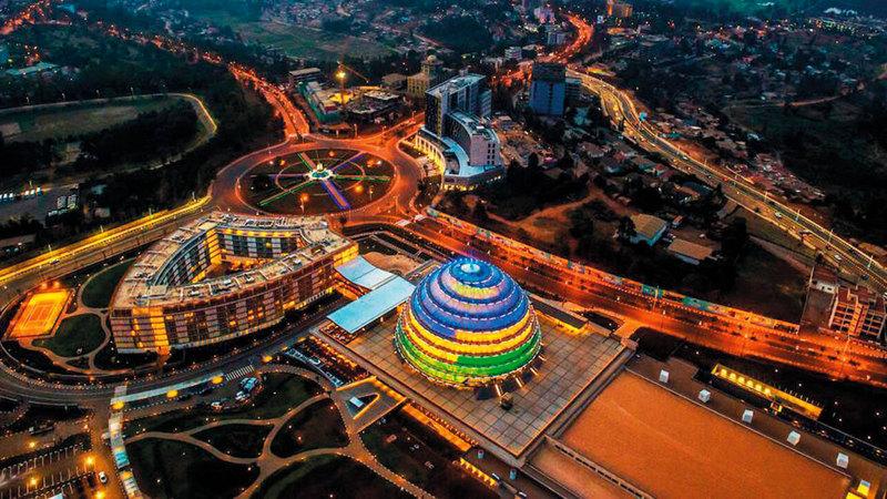 رواندا أعادت فتح حدودها للسيّاح والمستثمرين.  من المصدر