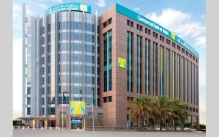 الصورة: 816 مليون درهم الأرباح الصافية لـ «دبي التجاري» خلال 9 أشهر