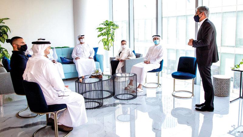 دبي تدعم قطاع الشركات الناشئة لمساعدتها في النمو على الصعيدين المحلي والإقليمي. ■ من المصدر