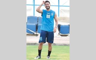 الصورة: أحمد الغيص: لاعبو «الهواة» لا يحظون بفرصة الانضمام إلى المنتخب مهما تألقوا