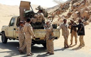 الصورة: «التحالف» يُدمّر 6 طائرات «مسيّرة» أطلقها الحوثيون باتجاه السعودية